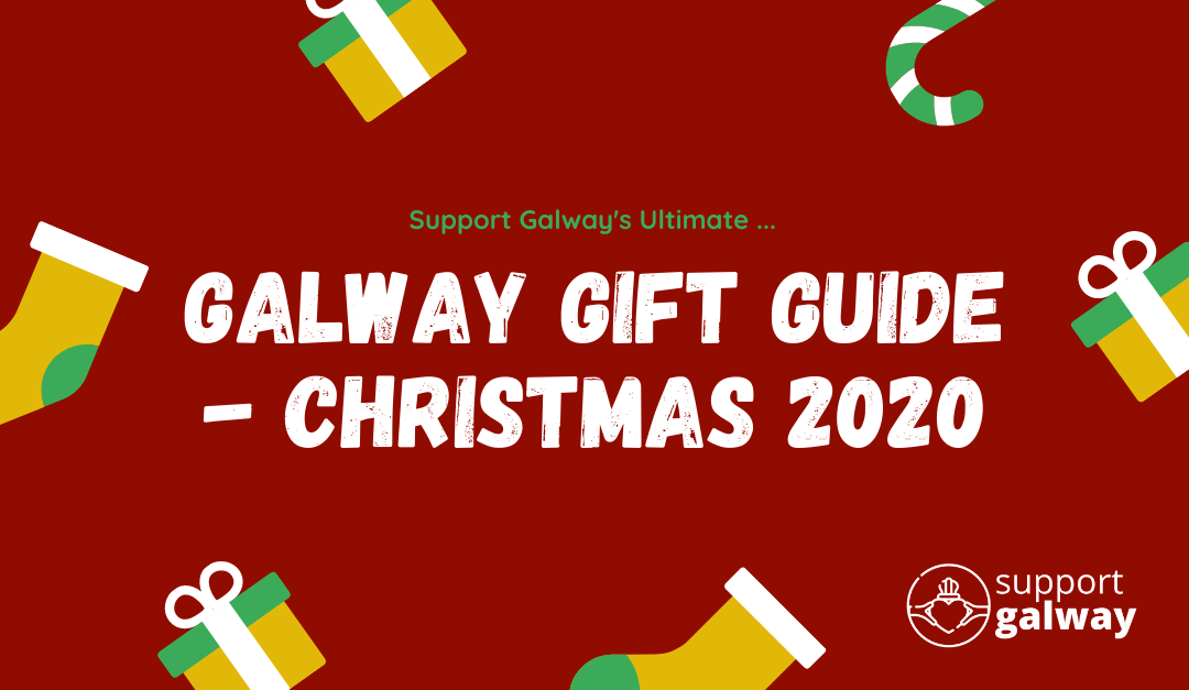 the ultimate galway gift guide for christmas 2020